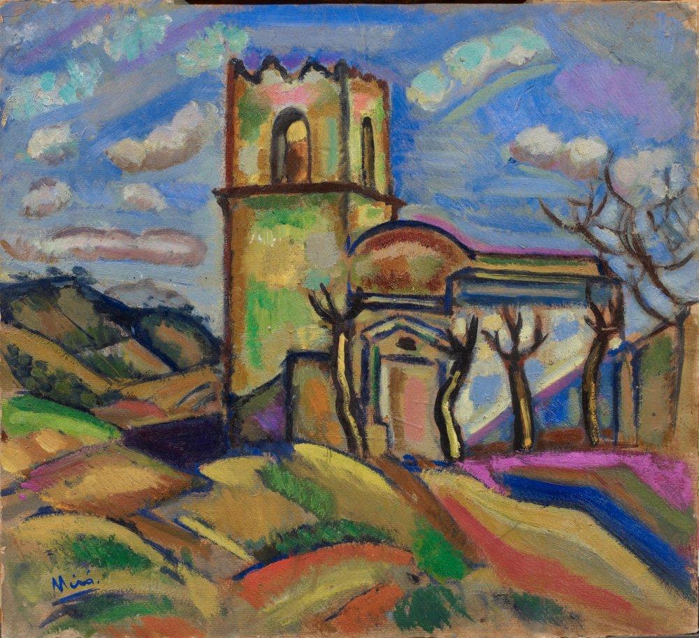 Ччасовня де Сант Хуан Орта, 1917