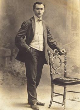 Жоан Миро,  1907