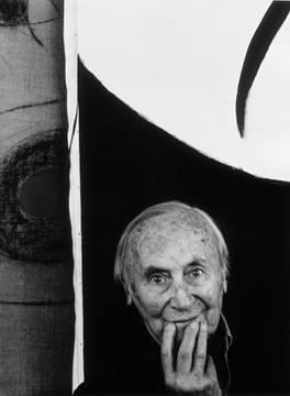 Жоан Миро,  1983