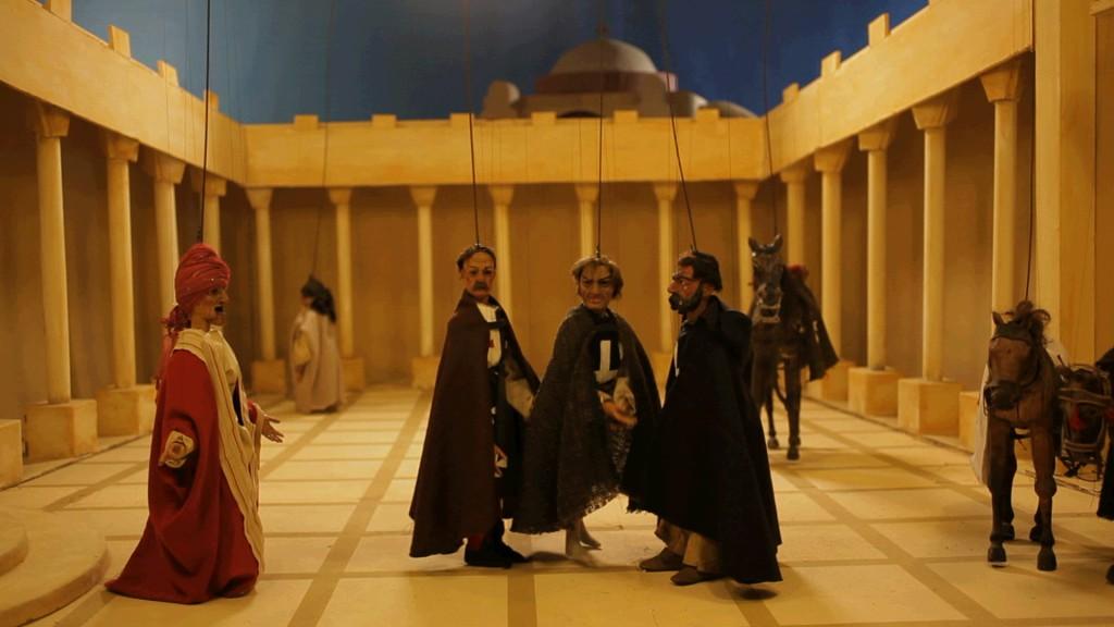 Ман 30 1 Кабаре крестовых походов Ваэль Шавки